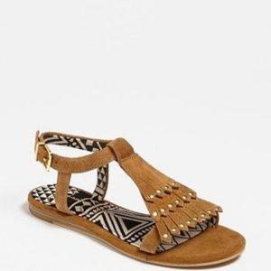 Jessica Simpson Shoes - jessica simpson fringe sandals